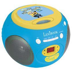 Radio CD lecteur Minions
