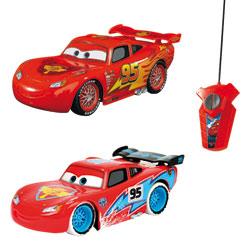 Coffret de 2 voitures radiocommandées Cars
