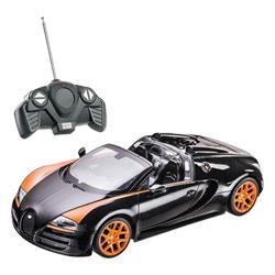 Bugatti Grand Sport Radiocommandée 1/18ème