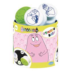 Stampo Baby Barbapapa