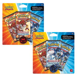 Pokemon 3 Pack Team Magma