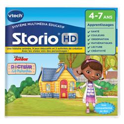 Jeu Storio HD-Docteur la Peluche