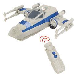 X-Wing 25 cm avec télécommande infrarouge-Star Wars 7