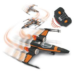 X-Wing Radiocommandé Multidirectionnel