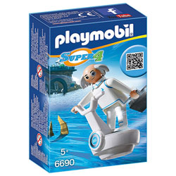 6690-Doctor X - Playmobil Super4