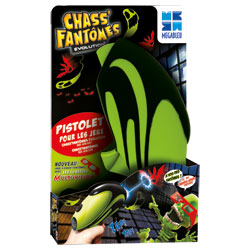 Pistolet Chass Fantomes