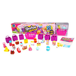 Shopkins 3-Mega Pack
