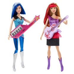 Barbie Amies Rock'n Rock Royales