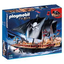 6678-Bateau Pirates des Ténèbres