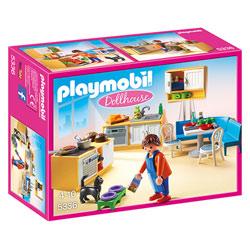 5336 - Cuisine avec coin repas - Playmobil Dollhouse