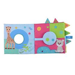 Livre tissu Sophie la Girafe