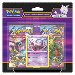 Pokémon Pack 2 Boosters XY8