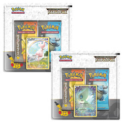 Pack Pokemon 20 ans