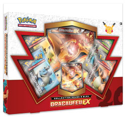 Pack coffret été 2016 Pokémon