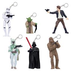 Oeufs Surprise Star Wars Porte Clefs