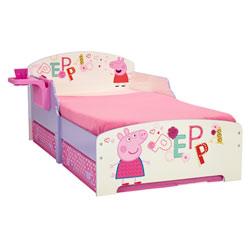 Lit Peppa Pig avec Rangements