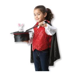 Déguisement magicien 3/6 ans