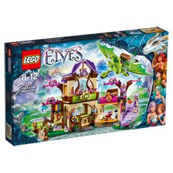 41176-Lego elves marche secret