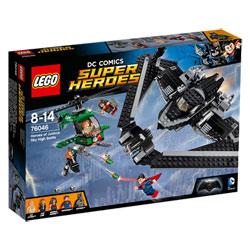 76046-Les Héros de la Justice la bataille dans le ciel