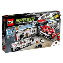 75876-Le stand de la Porsche 919 Hybrid