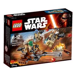 75133-Combat de l'Alliance Rebelle Star Wars