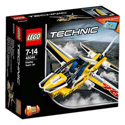 42044-L'avion de chasse acrobatique