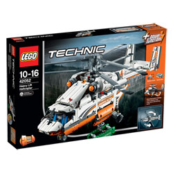 42052-Lego technic helico transp.