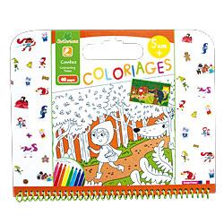 Coloriage Contes