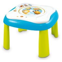 Table d'éveil Youpi Baby bleu