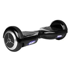 Gyropode-Hoverboard électrique noir