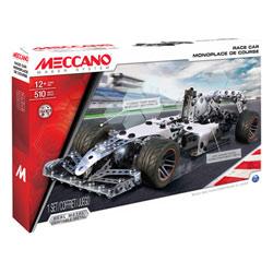 Monoplace de course Meccano