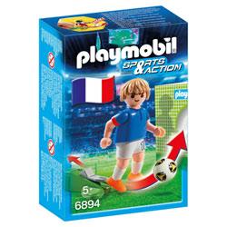 6894-Joueur de Foot Français