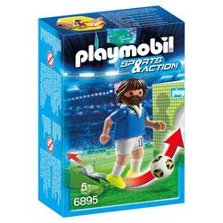 6895-Joueur de Foot Italien