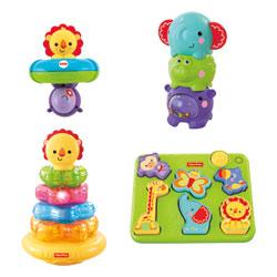 Coffret les premiers jouets de bébé