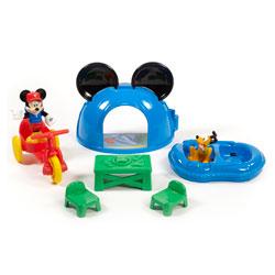 Coffret Camping Mickey
