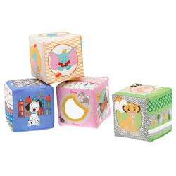 Cubes d'activités Disney