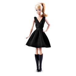 Barbie collection BFMC Black dress