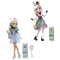 Ever After High Clan Royals et Rebels
