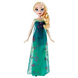 La Reine des Neiges-Poupée Elsa une fête givrée
