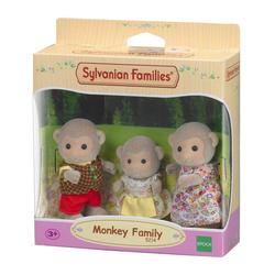 Sylvanian Families - 5214 - La famille singe
