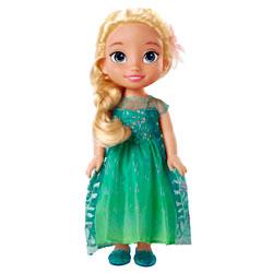 Poupée Elsa Fête Givrée 38 cm