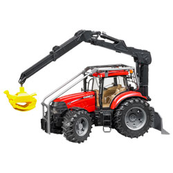 Tracteur Forestier Case IH Puma 230 cvx