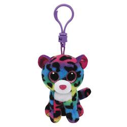 Porte-clés Beanie Boo's Dotty le Leopard