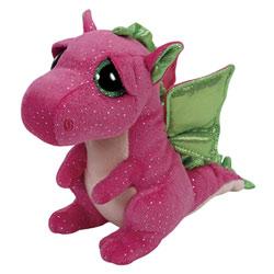 Peluche Beanie Boo's Small Darla le Dragon