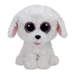 Peluche Beanie Boo's Small Pippie le Chien