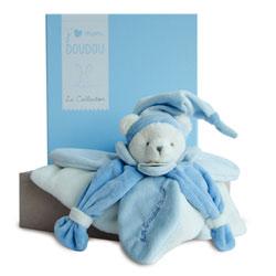 J'aime mon Doudou Collector Ours Bleu