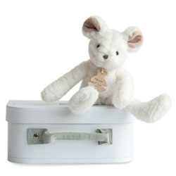Peluche Sweety Couture Souris 24 cm