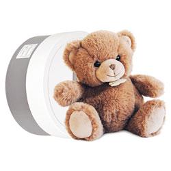 Peluche Boulidoux ours 25cm