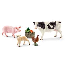 Mes premiers animaux de la ferme
