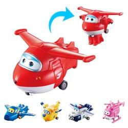 Avion transformable Super Wings